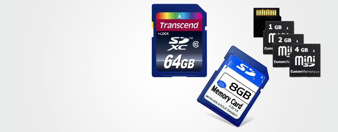 Recupero dati da Memory Card