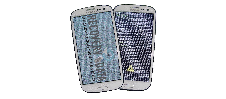 Recupero Dati Samsung Galaxy S3