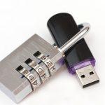 usare le password per proteggere le chiavette usb