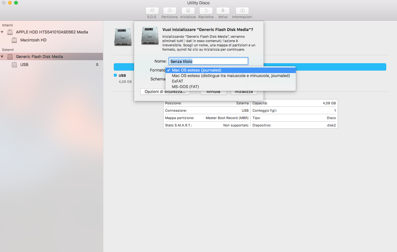 file system mac