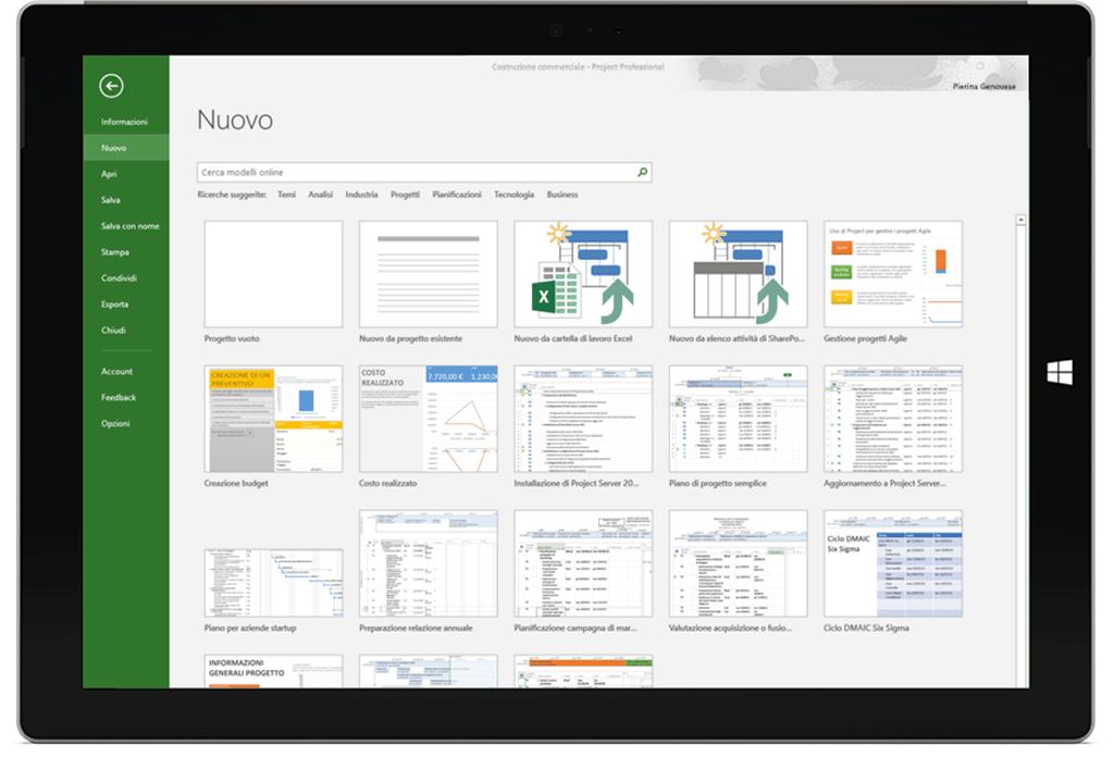 Microsoft Project