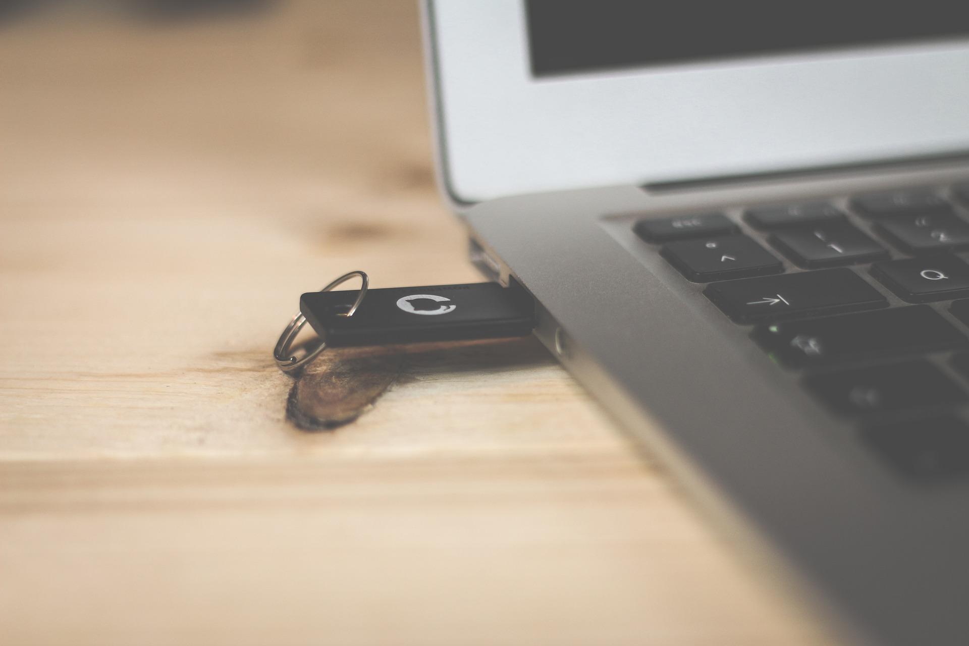 proteggere i dati delle chiavette USB
