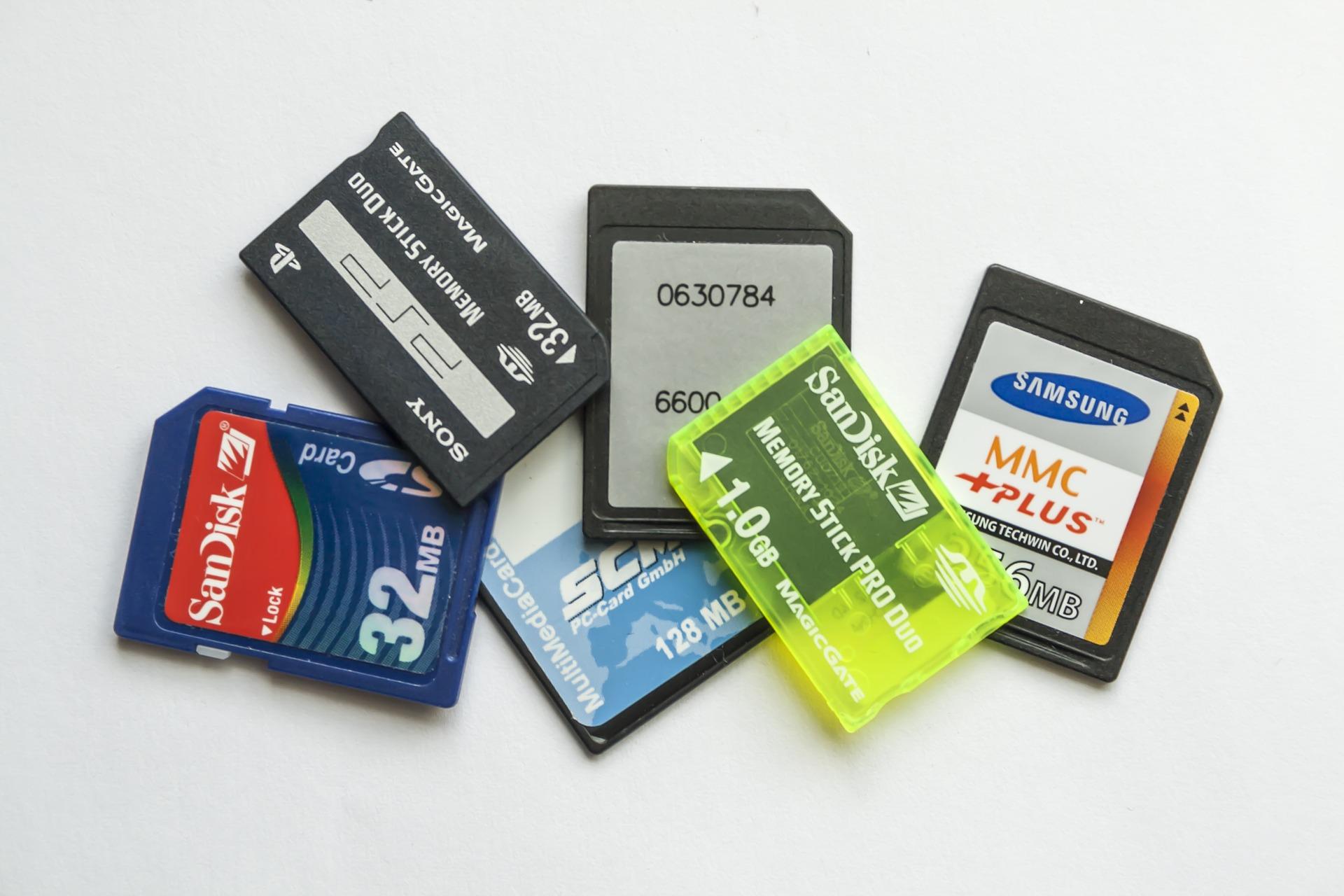 Come scegliere le schede SD caratteristiche e tipologie.