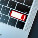 3 semplici accorgimenti per non rovinare la batteria del computer portatile.