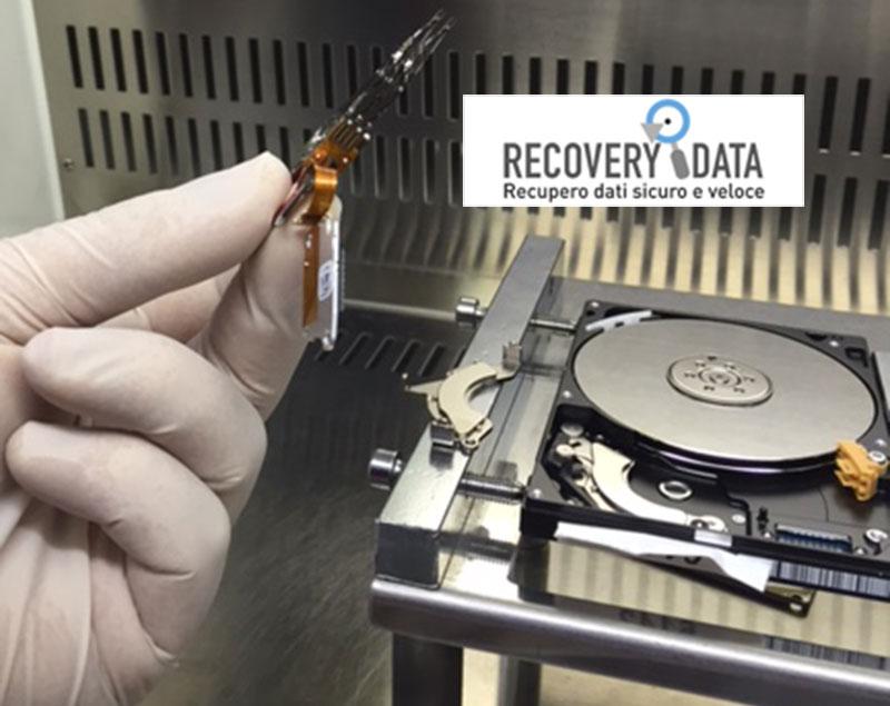 Recupero dati cancellati