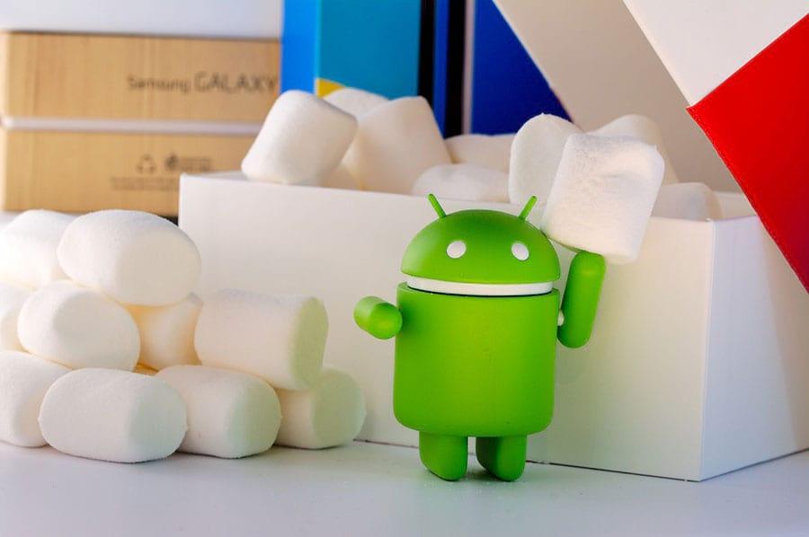 recupero dati da Android