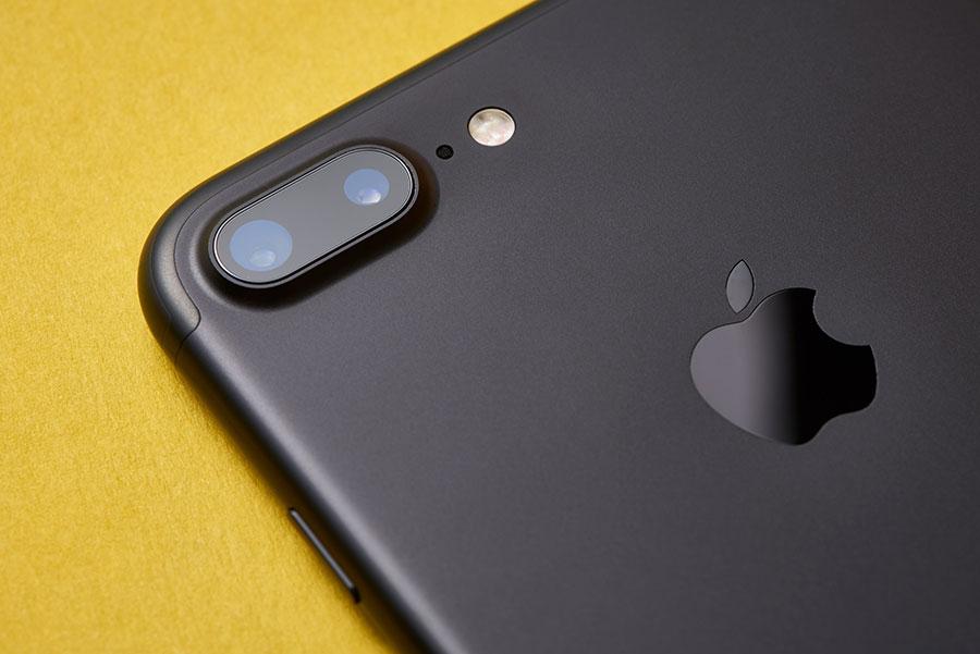 iPhone bloccato sul logo della Mela