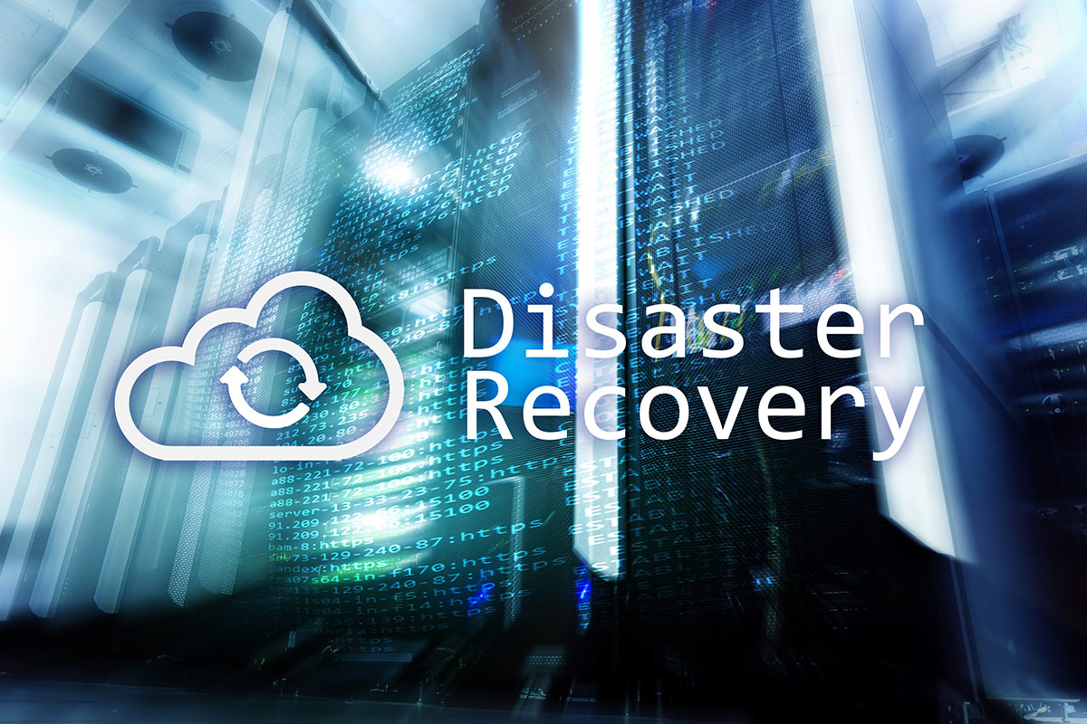 Servizio di disaster recovery per aziende