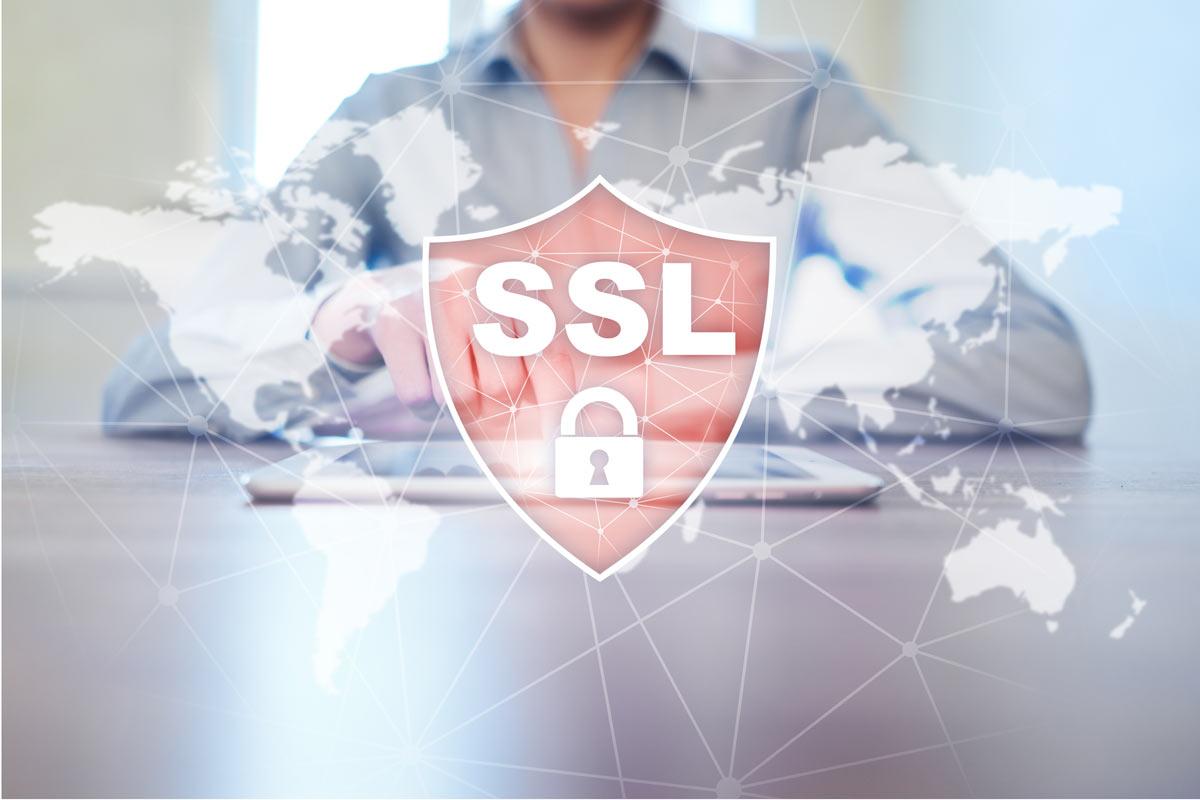 Protezione dati con SSL