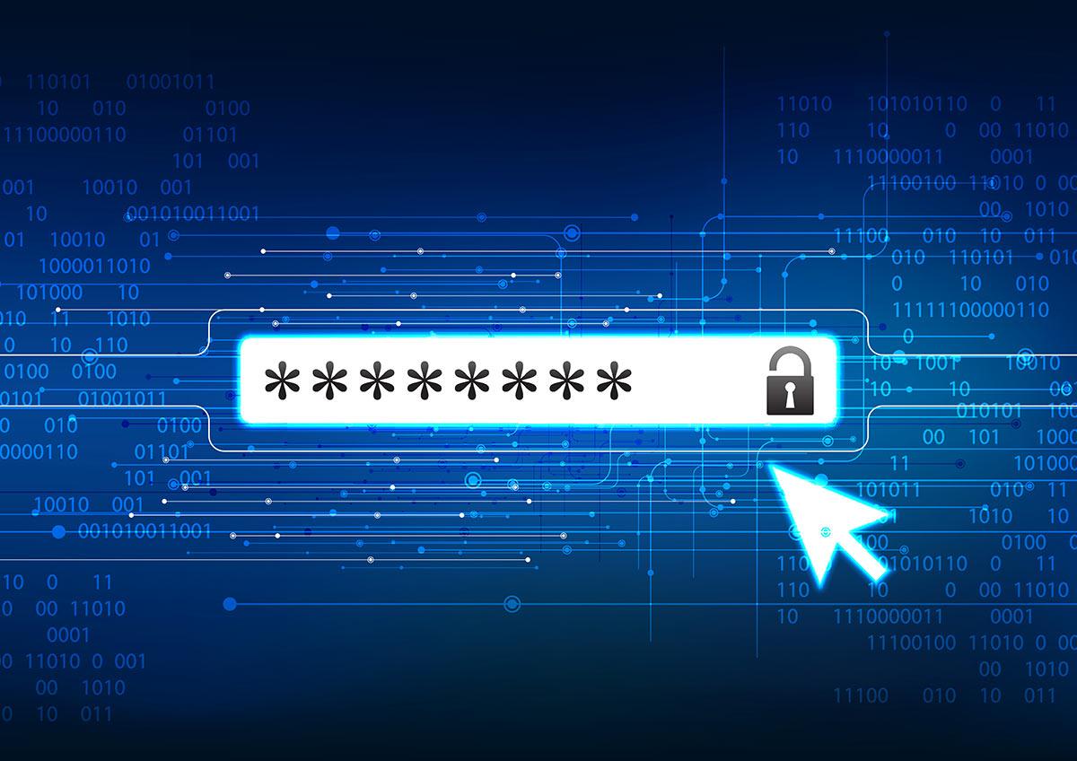 Come proteggere una password