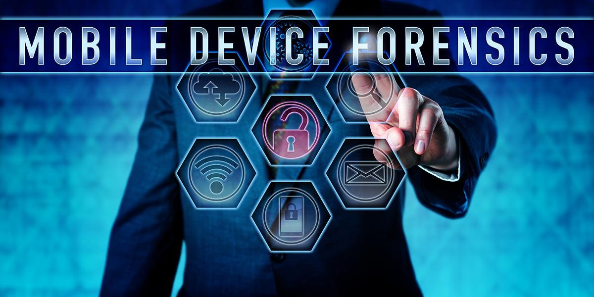 digital forensics mobile