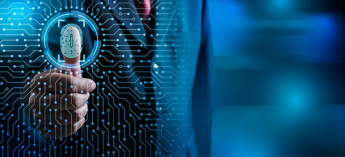 sicurezza dei dati biometrici
