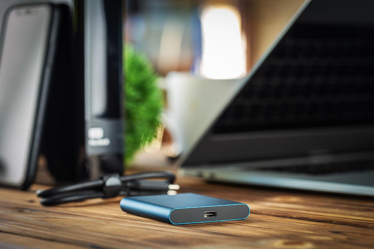 Quanta memoria dovrebbe avere un hard disk esterno?