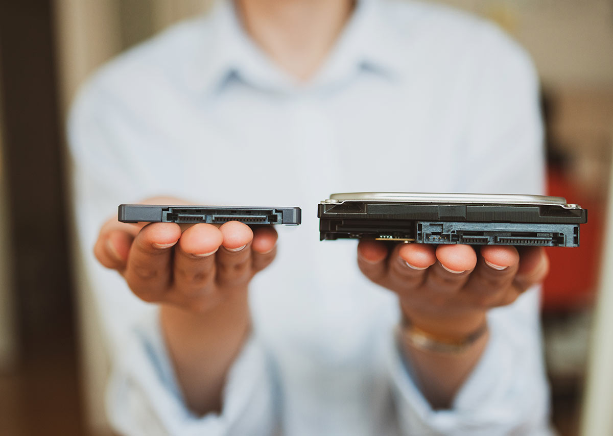 Come far durare a lungo un SSD
